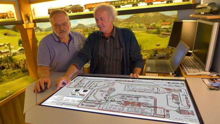 G. Arnold und Erich Borsetzki (Burgenland)