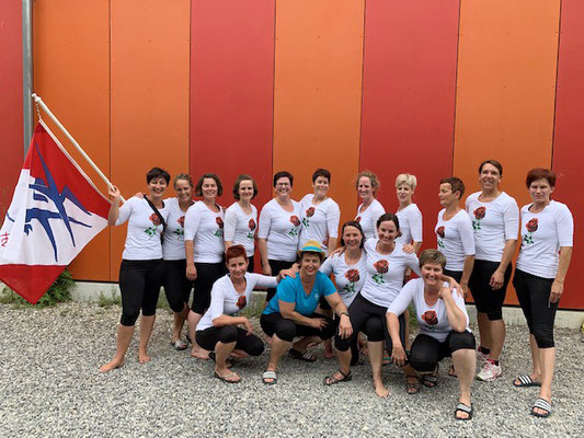 ETF 2019 Aarau - Schulstufenbarrenturnerinnen
