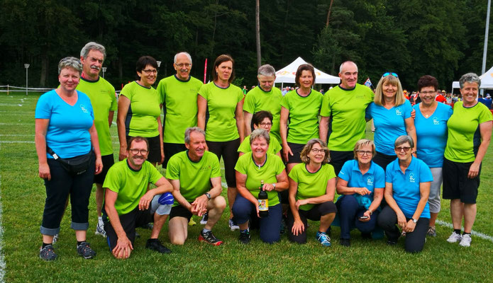 ETF 2019 Aarau - Fit & Fun Truppe