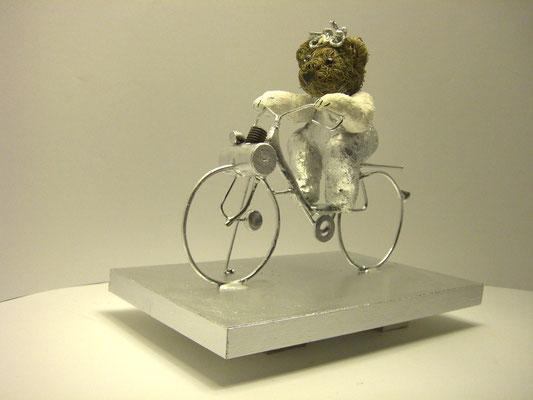 Alphonse (10), Trophäe zum 10jährigen Bestehen des VéloSoleXClubBerlin2000