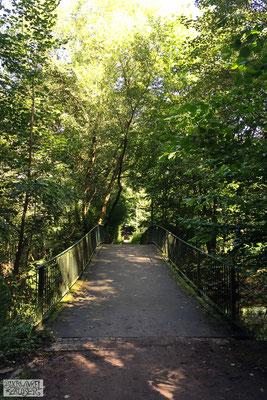 Brücke über die Alster