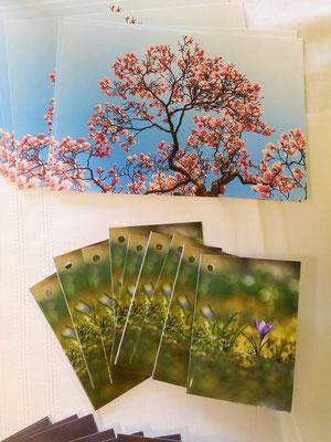Postkarten & Geschenkanhänger