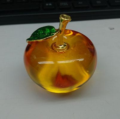 人気のクリスタルリンゴ