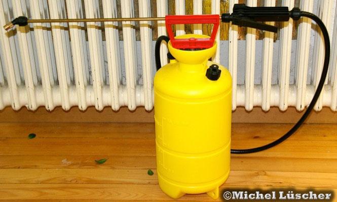 5 Liter Sprühflasche