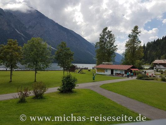 Ausflug mit Ilona & Manfred zum Plansee (Österreich)