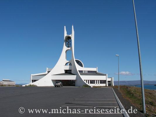 Kirche in Stykkisholmur