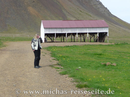 """Tagesausflug rund um die Snaefellsnes-Halbinsel. Mit einem Zwischenstopp bei Islands bekanntestem """"Gammelhai"""" Hersteller."""