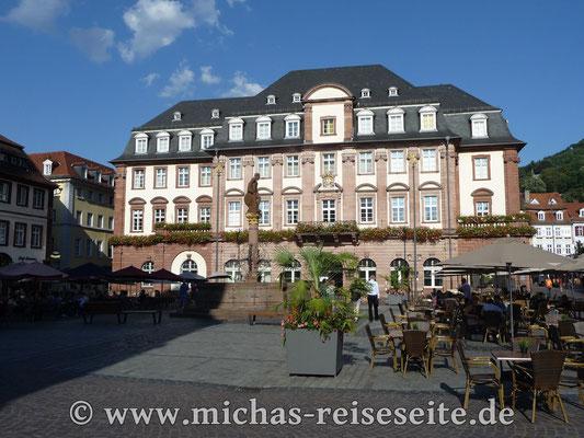 Unsere erste Station : Heidelberg