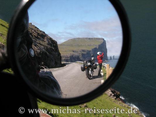 Tagesausflug auf den Farör Inseln und die (gefühlt) 25. Fotopause von Anita ;)