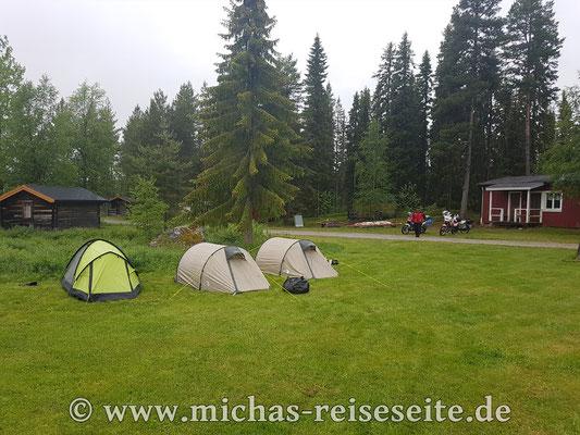 "Camping ""Avasund"" in Storuman (www.avasund.se)"
