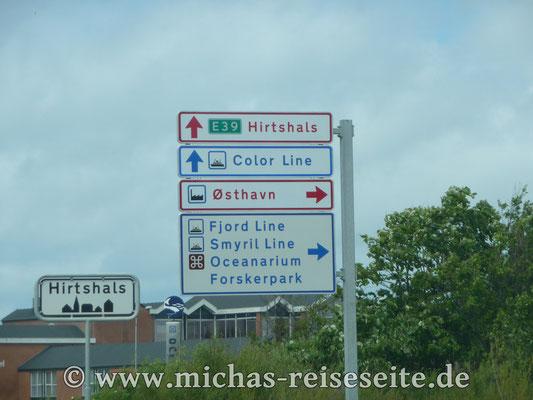 Hirtshals - da wollen wir hin