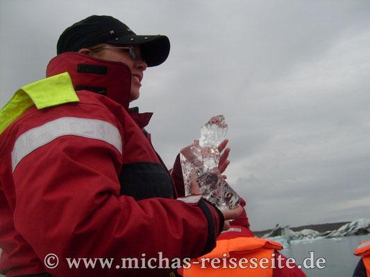 1000 Jahre altes Eis