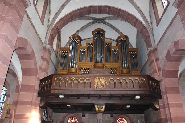 Orgel von 1908