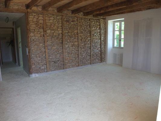 Maison de campagne restaurée en location dans la vallée de la Dordogne