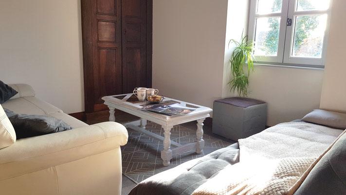Sala de estar del Cuvier de Saint Martin
