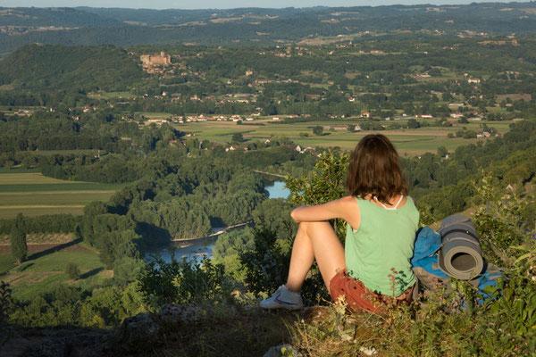 Vue sur Castelnau depuis les ruines de Taillefer ©malikaturin00044.jpg