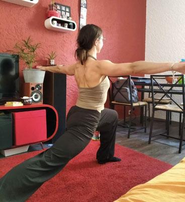 Gaelle Tiburce Gym-fitness Chateauneuf du pape