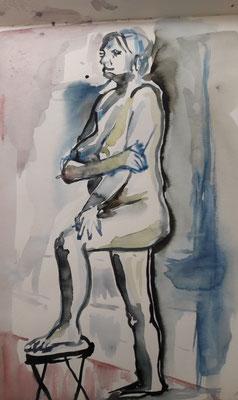 Maya Franzen-Westermayer Künstlerin, Formenbau, Kunstgießerin, Kursleiterin