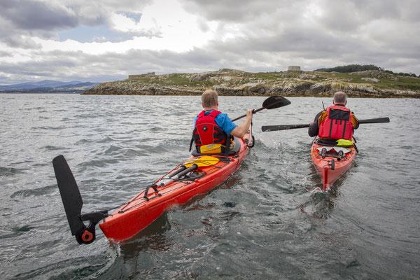 Faire du Kayak de mer en Irlande - Tourism Ireland - Jason Baxter