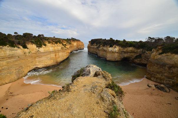 Bay of Martyrs - Great Ocean Road - CopyRight Trip85.com