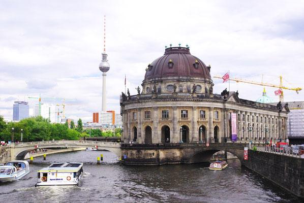 L'île au musées de Berlin !