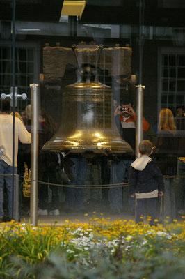 La Liberty bell, l'incontournable de la ville !