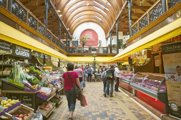 The English Market à Cork - Tourism Ireland - Eleanor Keegan
