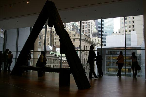 Visite du MOMA pendant les périodes gartuites !