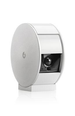 Caméra avec volet amovible pour préserver votre vie privée. / Crédit Photo : MyFox