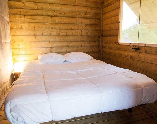 Dormir dans une cabane perchée en Gironde