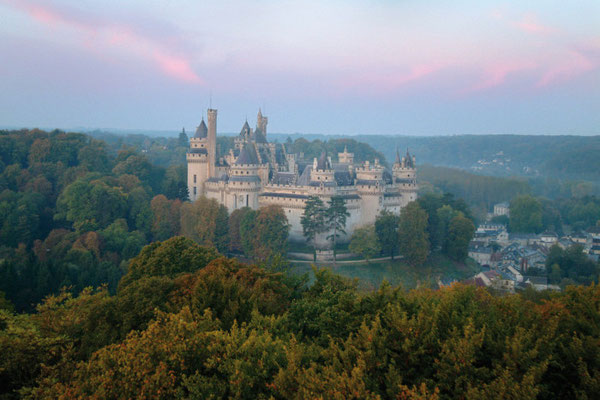 24627 - Pierrefonds Copyright : Oise Tourisme / Jean-Pierre Gilson