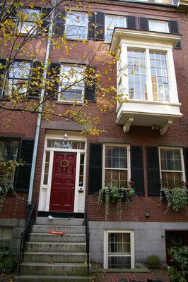 Mon quartier préféré de Boston, c'est Beacon Hill !