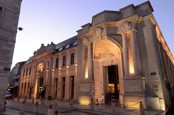 La Coursive - Francis Giraudon - OT La Rochelle