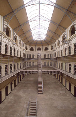 visite de la prison de Kilmainham à Dublin - Crédit Photo : Tourism Ireland - Sinead McCarthy