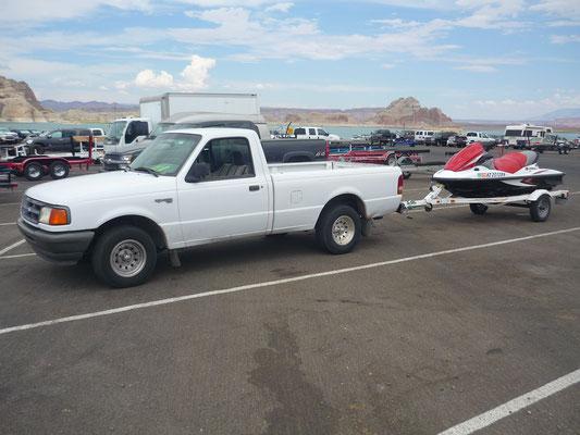 Louer et son jet ski et faire sa propre mise à l'eau ! C'est le top !