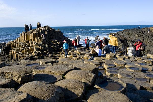 La Chaussée des Géants - Crédit Photo : Ireland Tourism - Chris Hill