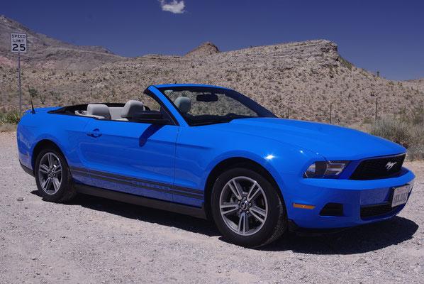 Louer une voiture de légende pour descendre le Strip à Las Vegas