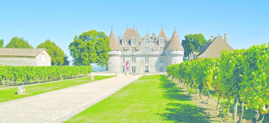 château de Monbazillac © Château de Monbazillac