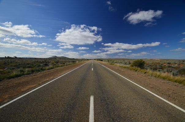 Sur la Stuart Highway !