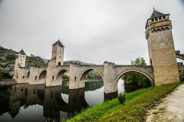Cahors et le Pont Valentré