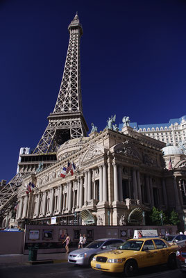 Le Casino Paris à Las Vegas