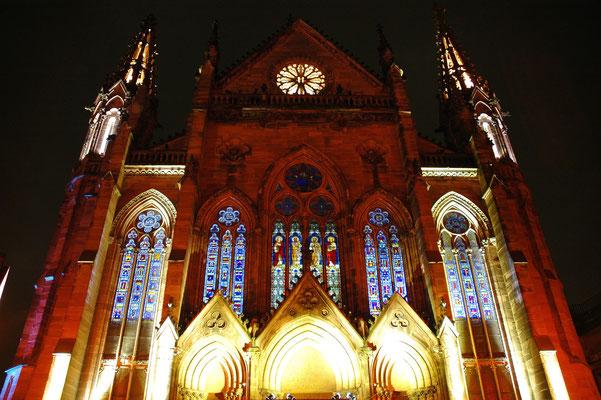 Temple Saint-Etienne, Mulhouse Alsace - Source OT de Mulhouse