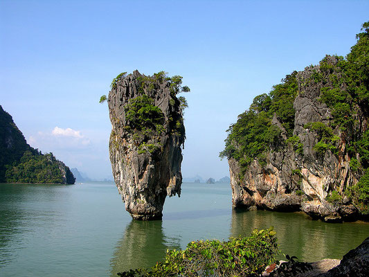 James Bond Island -  Carrie Kellenberger - Source : Flickr.com