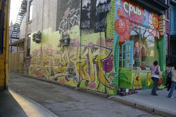 Visite insolite de la ville de Toronto en Segway