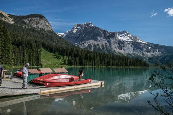 Découvrir le Canada en canoë !  - Copyright : Trip85.com