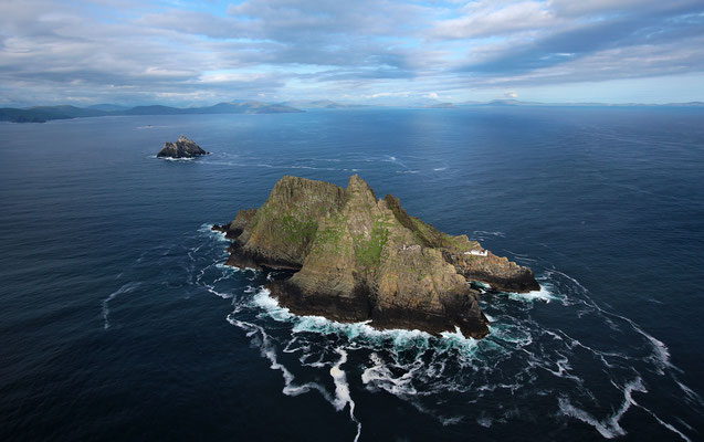 Skellig Islands  - Crédit Photo : Ireland Tourism