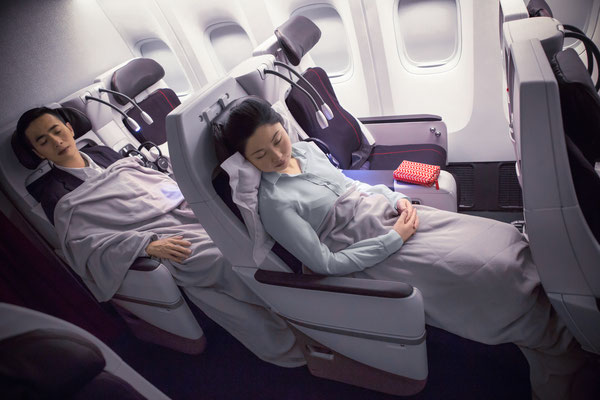 Test Cabine Air France Premium - Source : http://corporate.airfrance.com