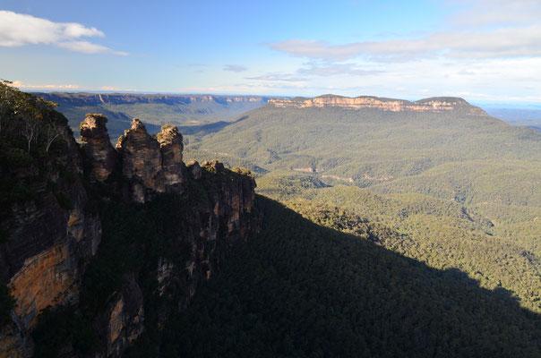Explorer les Blue Mountains depuis Syndey est incontournable !