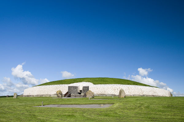 Excusrion à NewGrange - Crédit Photo : Ireland Tourism - Fáilte Ireland