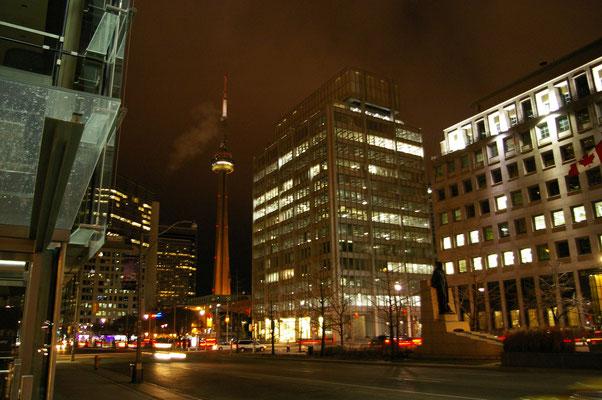 CN Tower Toronto - Copyright Trip85.com